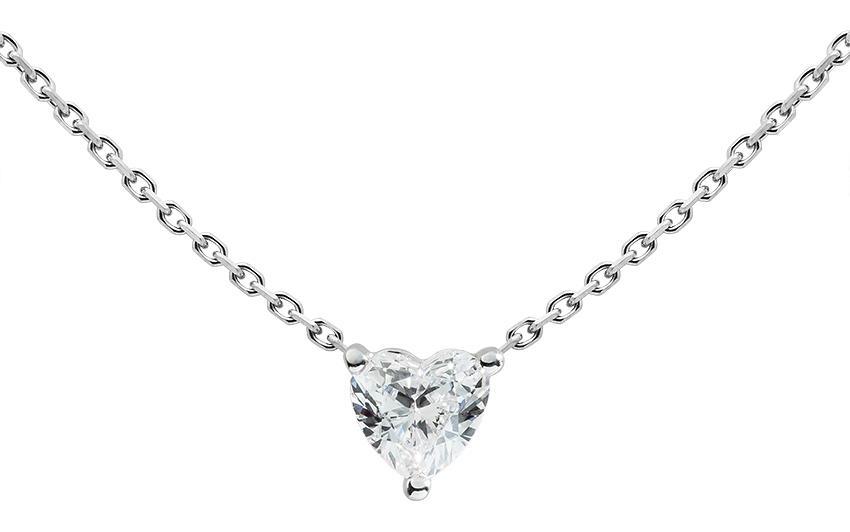 collier femme en diamant