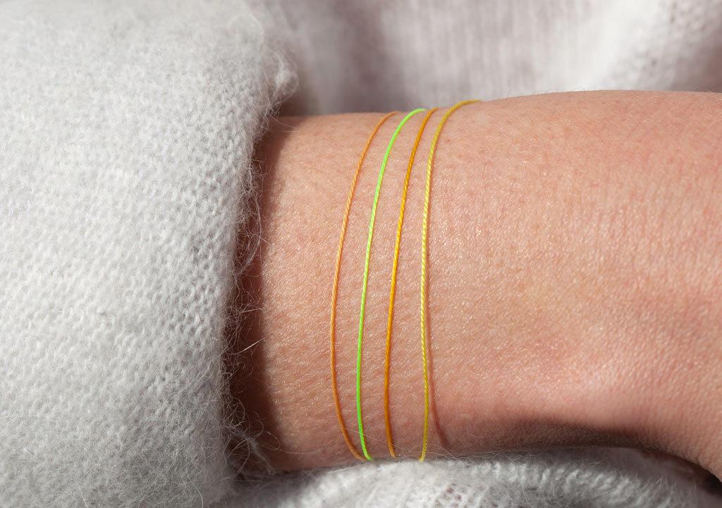 Biscuit Бисквитная веревка – Fluorescent Yellow Флуоресцентная желтая верёвка – Dune Желтая веревка Дюны – Yellow Желтая веревка