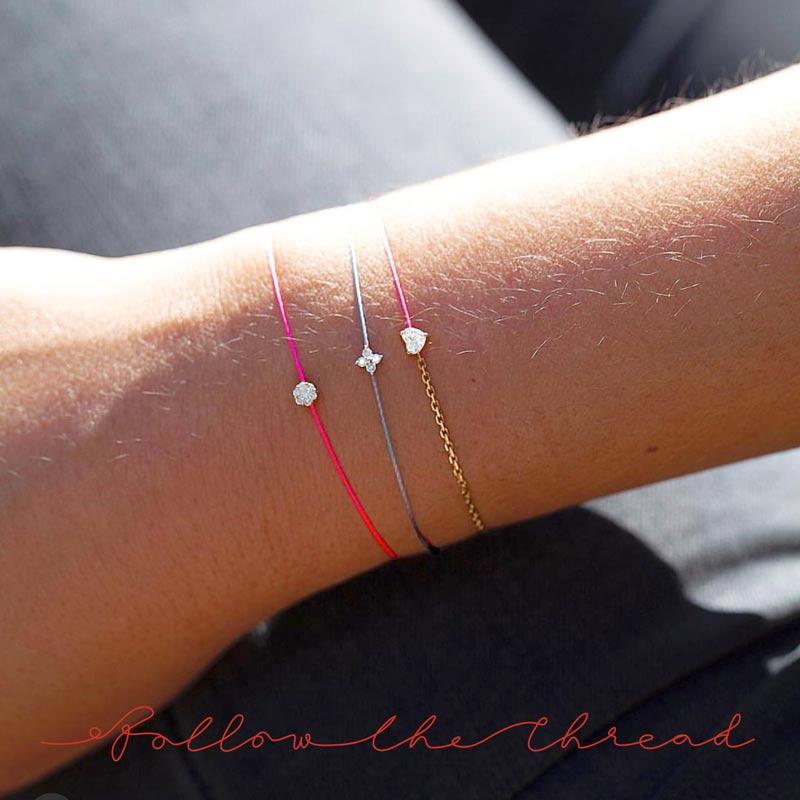 Bijoux en coeur Redline