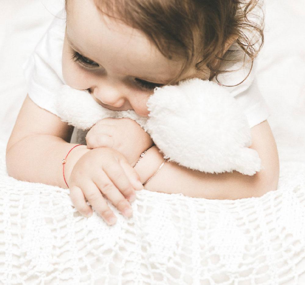 redline bracelet enfant fil rouge